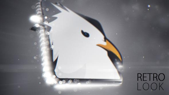 Magic Particles Logo - 3